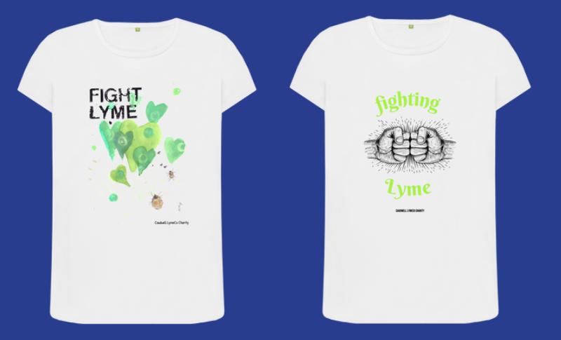 lyme disease t-shirts