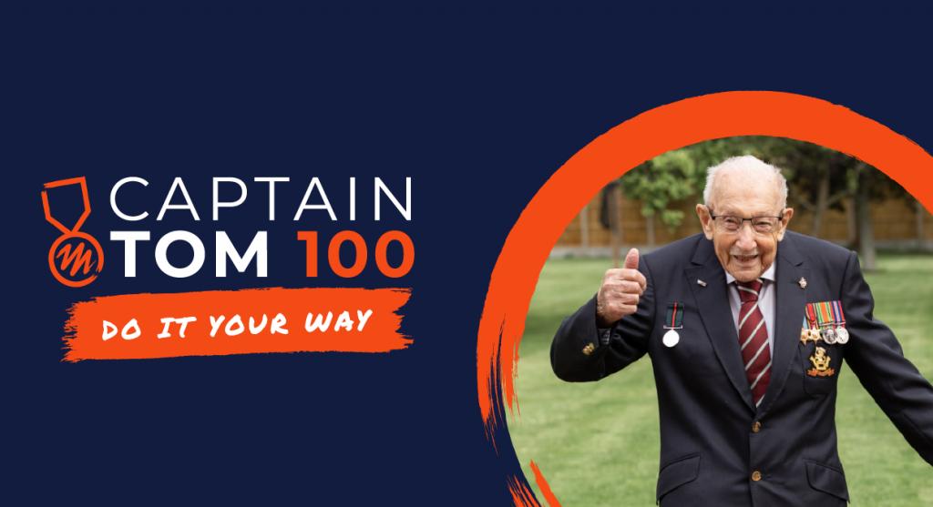 Captain tom 100